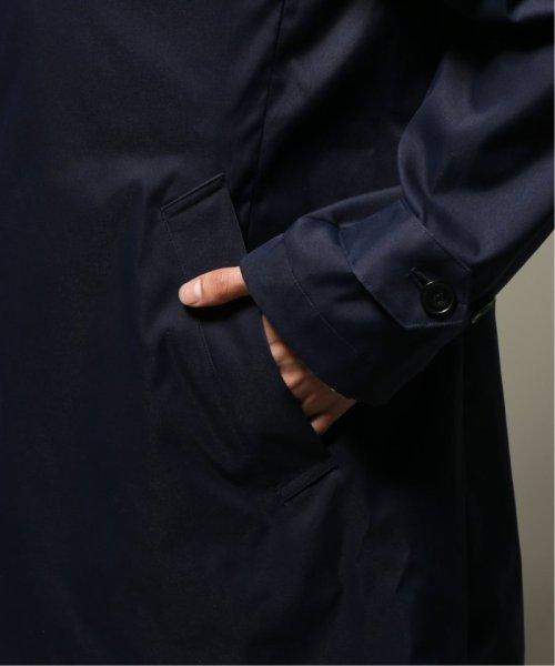 JOURNAL STANDARD relume Men's(ジャーナルスタンダード レリューム メンズ)/【ALTORITMO】 ツイルストレッチ ステンカラーコート/19020464000010_img34