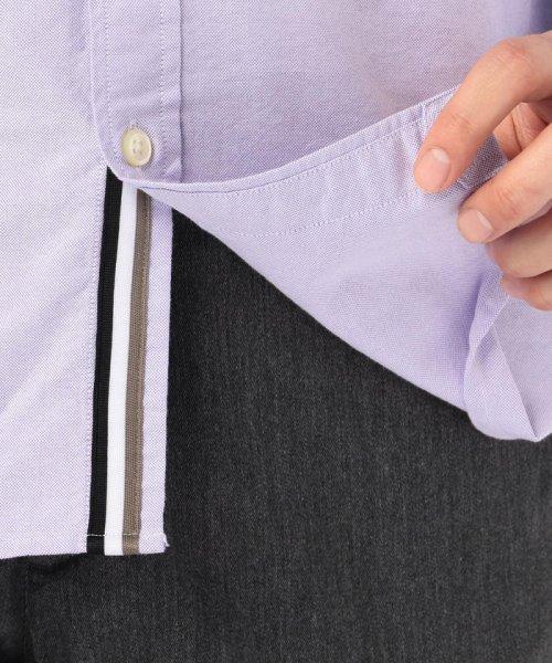 GLOSTER(GLOSTER)/ニットテープ ボタンダウン OXシャツ/9-0093-1-51-390_img09