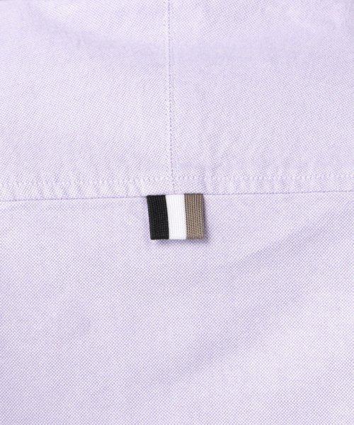 GLOSTER(GLOSTER)/ニットテープ ボタンダウン OXシャツ/9-0093-1-51-390_img16