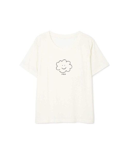 PROPORTION BODY DRESSING(プロポーション ボディドレッシング)/◆クラウドスマイルミーTシャツ/1219160403_img05