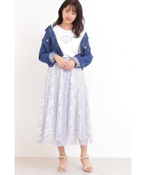 PROPORTION BODY DRESSING(プロポーション ボディドレッシング)/◆クラウドスマイルミーTシャツ/1219160403_img06