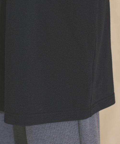 nano・universe(ナノ・ユニバース)/【MIHO NOJIRI × nano・universe】Champion/別注カノコカラーブロックTシャツ/6719124029_img11