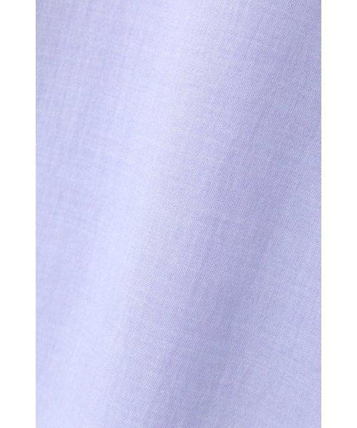 PROPORTION BODY DRESSING(プロポーション ボディドレッシング)/《EDIT COLOGNE》シャンブレー抜け衿シャツ/1219117400_img06