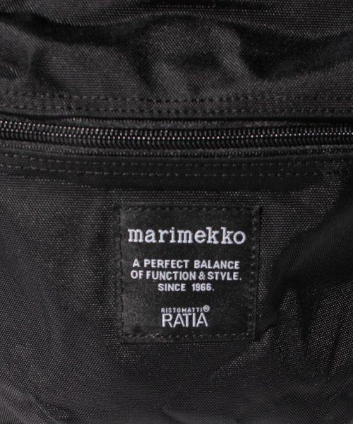 Marimekko(マリメッコ)/【MARIMEKKO】BUDDY バックパック/026994_img04