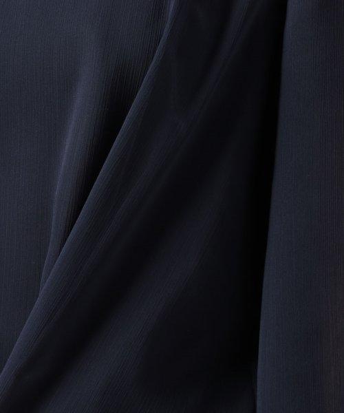 Rirandture(リランドチュール)/【美人百花 3月号掲載】楊柳シフォンブラウス/89117801_img19