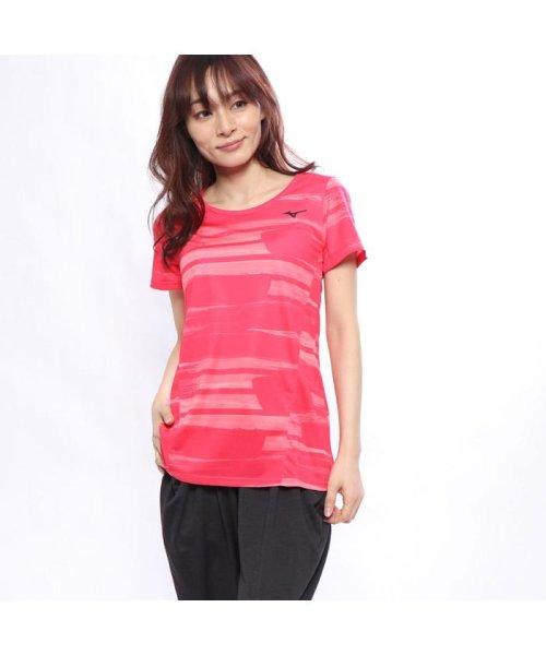 MIZUNO(ミズノ)/ミズノ MIZUNO  レディース 半袖機能Tシャツ W グラフィックTee 32MA931409/MI295EW10192_img02