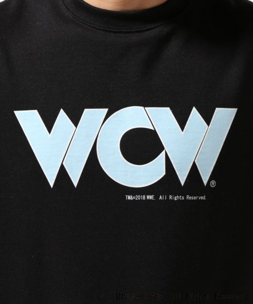 JOURNAL STANDARD(ジャーナルスタンダード)/WWE×JOURNAL STANDARD : WCW SWEAT/19070610006310_img10