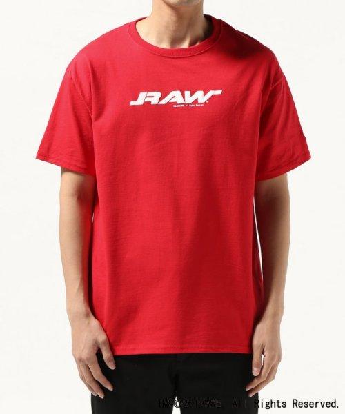 JOURNAL STANDARD(ジャーナルスタンダード)/WWE×JOURNAL STANDARD : RAW SS TEE/19071610016310_img01