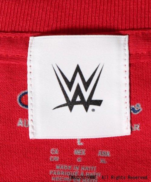 JOURNAL STANDARD(ジャーナルスタンダード)/WWE×JOURNAL STANDARD : RAW SS TEE/19071610016310_img11