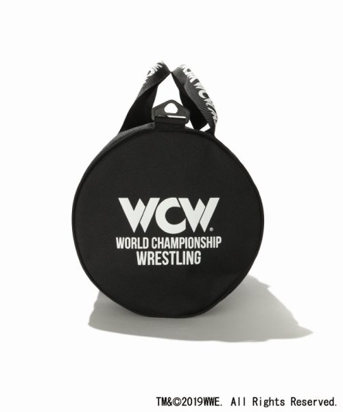 JOURNAL STANDARD(ジャーナルスタンダード)/WWE×JOURNAL STANDARD : WCW DRAM BAG/19092610008910_img02