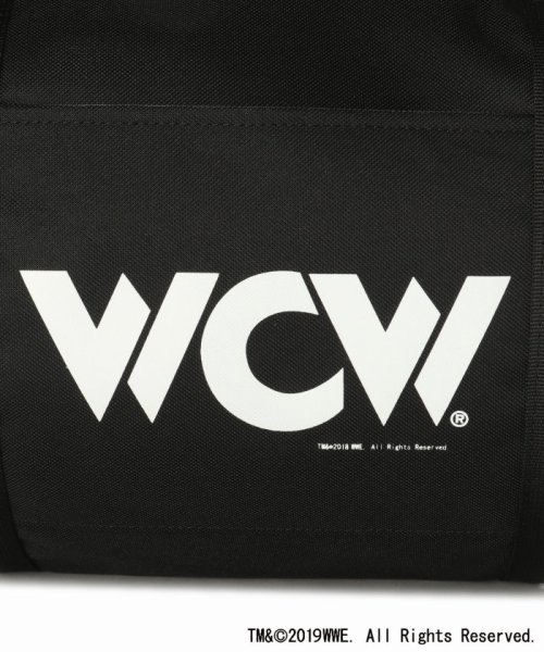JOURNAL STANDARD(ジャーナルスタンダード)/WWE×JOURNAL STANDARD : WCW DRAM BAG/19092610008910_img11