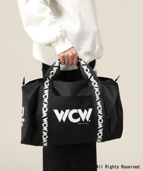 JOURNAL STANDARD(ジャーナルスタンダード)/WWE×JOURNAL STANDARD : WCW DRAM BAG/19092610008910_img14