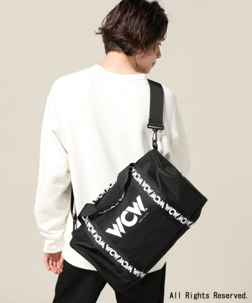 JOURNAL STANDARD(ジャーナルスタンダード)/WWE×JOURNAL STANDARD : WCW DRAM BAG/19092610008910_img15