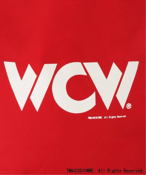 JOURNAL STANDARD(ジャーナルスタンダード)/WWE×JOURNAL STANDARD : WCW ECO TOTE(CANVAS)/19092610009310_img06