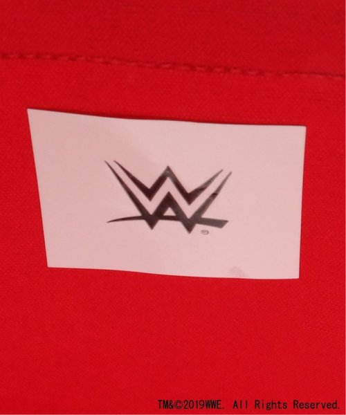 JOURNAL STANDARD(ジャーナルスタンダード)/WWE×JOURNAL STANDARD : WCW ECO TOTE(CANVAS)/19092610009310_img07