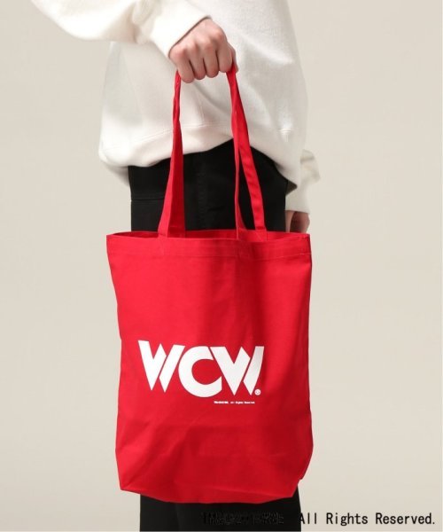 JOURNAL STANDARD(ジャーナルスタンダード)/WWE×JOURNAL STANDARD : WCW ECO TOTE(CANVAS)/19092610009310_img11