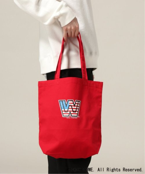 JOURNAL STANDARD(ジャーナルスタンダード)/WWE×JOURNAL STANDARD : WWE ECO TOTE(CANVAS)/19092610009410_img11