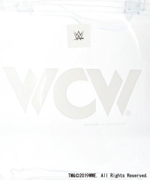 JOURNAL STANDARD(ジャーナルスタンダード)/WWE×JOURNAL STANDARD : WCW ECO TOTE(PVC)/19092610009510_img06