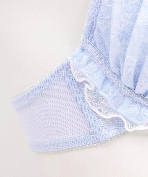 fran de lingerie(フランデランジェリー)/Twinkle Sheer トゥウィンクルシアー ブラ&ショーツセット B65-G75カップ/fb083p173c_img19