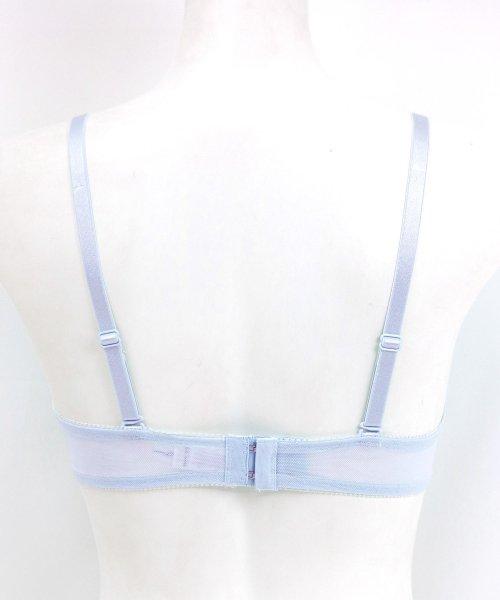 fran de lingerie(フランデランジェリー)/Twinkle Sheer トゥウィンクルシアー ブラ&ショーツセット B65-G75カップ/fb083p173c_img24