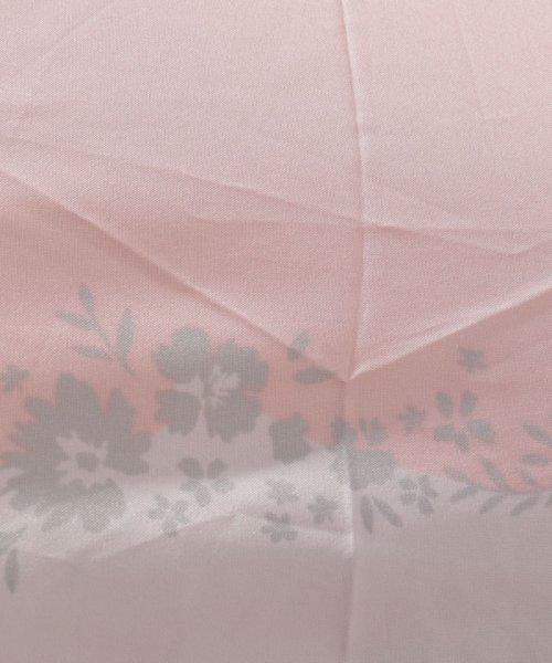 pink trick(ピンクトリック)/BE SUNNY ビーサニー スリム3段折りたたみ傘 フラワークラウン ポーチ付  (晴雨兼用 UVカット 紫外線カット 耐風 軽量 撥水)/87396_img04