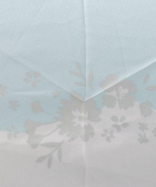 pink trick(ピンクトリック)/BE SUNNY ビーサニー スリム3段折りたたみ傘 フラワークラウン ポーチ付  (晴雨兼用 UVカット 紫外線カット 耐風 軽量 撥水)/87397_img04