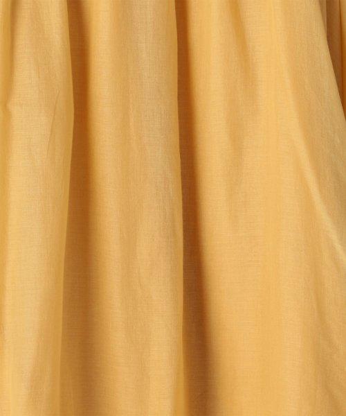 coen(コーエン)/【ターコイズ・パープル先行販売・3/1ヒルナンデス!放映・『MORE』3月号掲載・Market】ソリッドマキシスカート/76706079000_img30