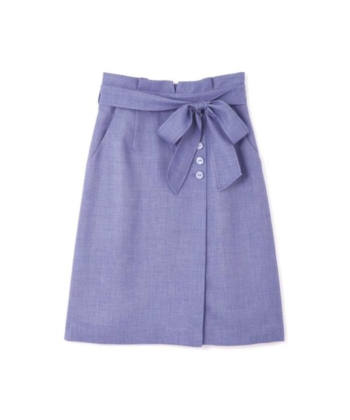 PROPORTION BODY DRESSING(プロポーション ボディドレッシング)/ルージュブッチャーリボンタイトスカート/1219120312_img16