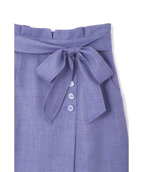 PROPORTION BODY DRESSING(プロポーション ボディドレッシング)/ルージュブッチャーリボンタイトスカート/1219120312_img19