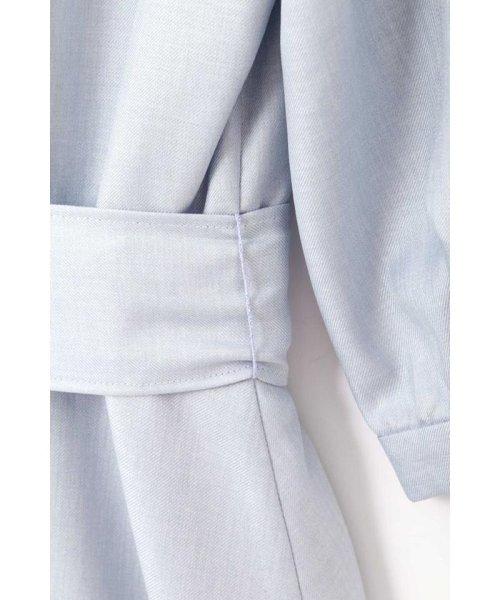 PROPORTION BODY DRESSING(プロポーション ボディドレッシング)/プリーツ切替フレアワンピース/1219140304_img14