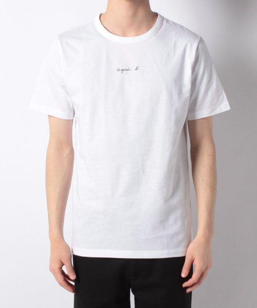 agnes b. HOMME(アニエスベー オム)/【WEB限定】S179 TS ロゴTシャツ/8807S179E19_img01