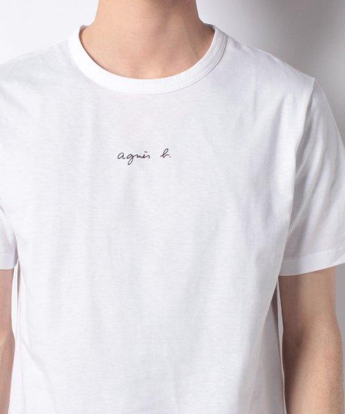 agnes b. HOMME(アニエスベー オム)/【WEB限定】S179 TS ロゴTシャツ/8807S179E19_img04