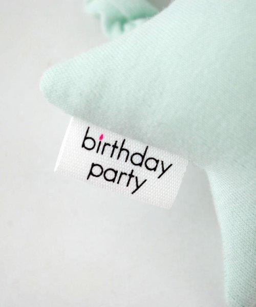 birthday party(バースデーパーティ)/スターシルエットリストバンドラトル/147405067_img03