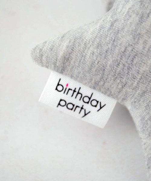 birthday party(バースデーパーティ)/スターシルエットリストバンドラトル/147405067_img04
