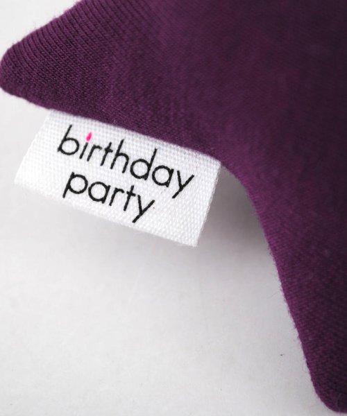 birthday party(バースデーパーティ)/スターシルエットリストバンドラトル/147405067_img07
