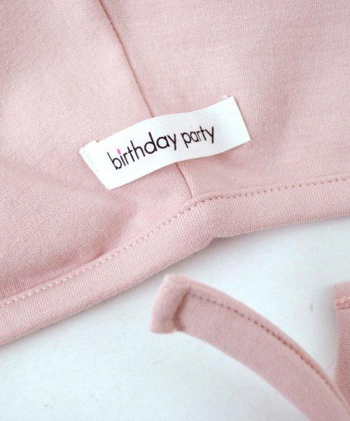 birthday party(バースデーパーティ)/ベビーボンネット/147405113_img04