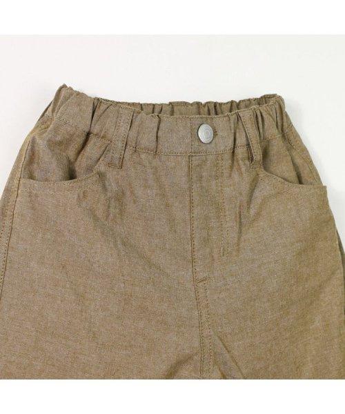 branshes(ブランシェス)/シャンブレークロップドパンツ(80~150cm)/119232409_img12