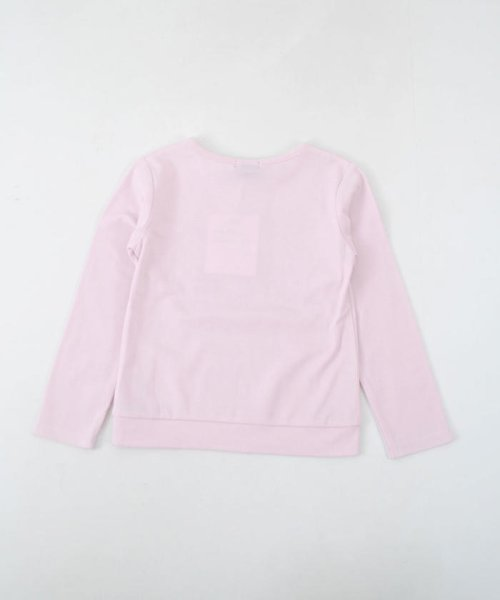 BeBe(ベベ)/ネコプリントTシャツ/111511527_img02
