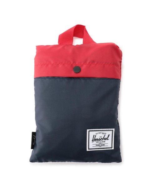 UNCUT BOUND(UNCUT BOUND)/Packable Travel Tote  パッカブル トラベル トートバッグ/Herschel Supply(ハーシェル サプライ)/4135999203-20_img08