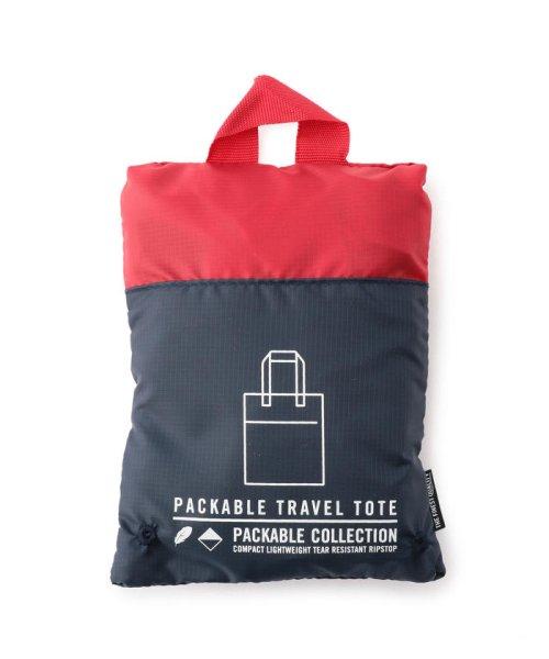 UNCUT BOUND(UNCUT BOUND)/Packable Travel Tote  パッカブル トラベル トートバッグ/Herschel Supply(ハーシェル サプライ)/4135999203-20_img09