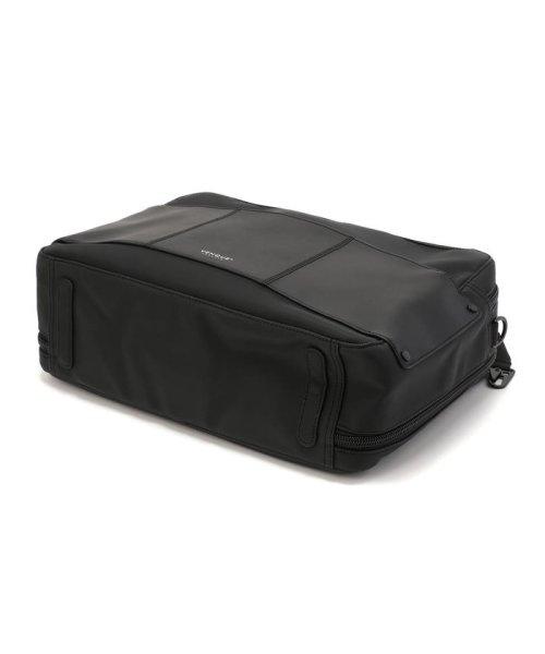 UNCUT BOUND(UNCUT BOUND)/CIENI CARBON BLACK - 3WAY BAG(シエニ 3ウェイ カーボンブラック)/VENQUE (ヴェンク)/1066178503-20_img05