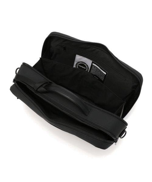 UNCUT BOUND(UNCUT BOUND)/CIENI CARBON BLACK - 3WAY BAG(シエニ 3ウェイ カーボンブラック)/VENQUE (ヴェンク)/1066178503-20_img06