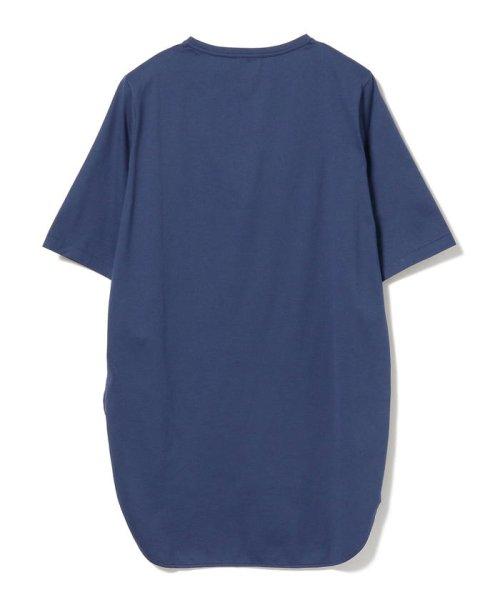Demi-Luxe BEAMS(デミルクスビームス)/ATON / スビン ラウンドヘム Tシャツ/64040198967_img19