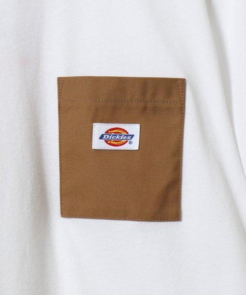 coen(コーエン)/Dickies(ディッキーズ)別注ポケットTシャツ19SS(一部WEB限定カラー)/75256009047_img04