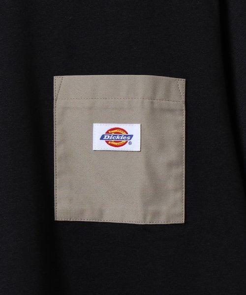 coen(コーエン)/Dickies(ディッキーズ)別注ポケットTシャツ19SS(一部WEB限定カラー)/75256009047_img05