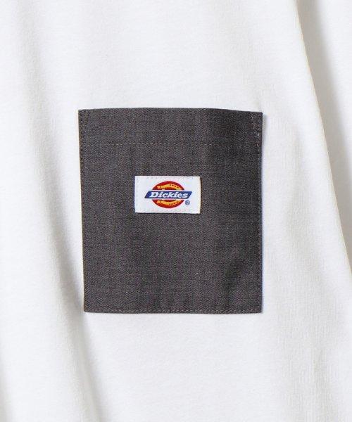 coen(コーエン)/Dickies(ディッキーズ)別注ポケットTシャツ19SS(一部WEB限定カラー)/75256009047_img06