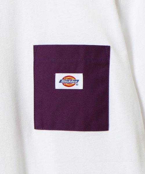 coen(コーエン)/Dickies(ディッキーズ)別注ポケットTシャツ19SS(一部WEB限定カラー)/75256009047_img11