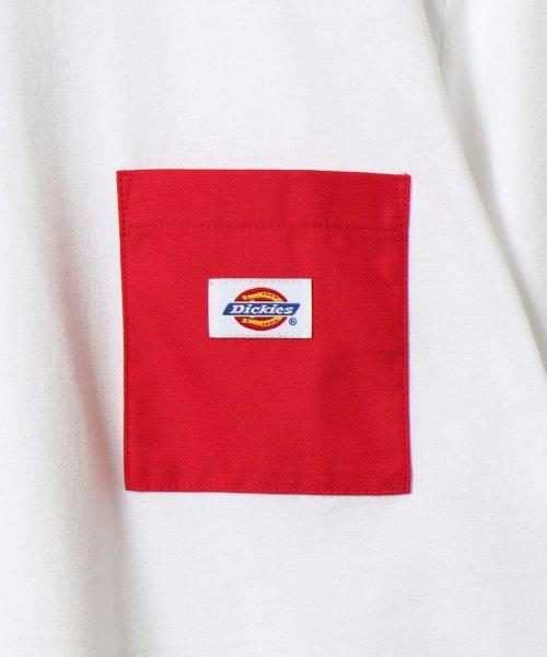 coen(コーエン)/Dickies(ディッキーズ)別注ポケットTシャツ19SS(一部WEB限定カラー)/75256009047_img12
