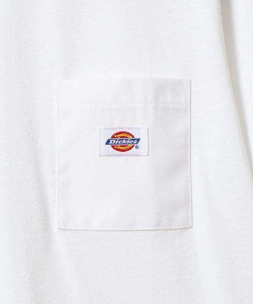 coen(コーエン)/Dickies(ディッキーズ)別注ポケットTシャツ19SS(一部WEB限定カラー)/75256009047_img14
