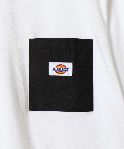 coen(コーエン)/Dickies(ディッキーズ)別注ポケットTシャツ19SS(一部WEB限定カラー)/75256009047_img15